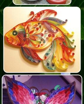 3D Quilling Designs apk screenshot