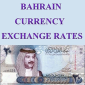 BAHRAIN Currency Exchange Rate icon