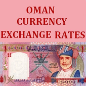 OMAN Currency Exchange Rates icon