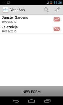 CleanApp apk screenshot