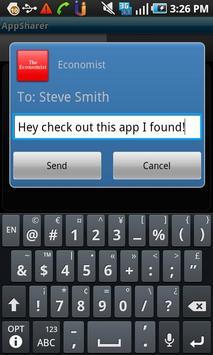 App Sharer for Thrutu apk screenshot