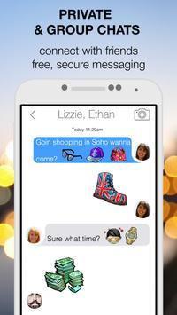 Thumbkandi Messenger apk screenshot
