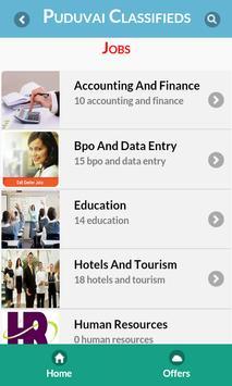 Puduvai Classifieds apk screenshot