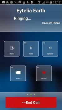 Thurcom Phone apk screenshot