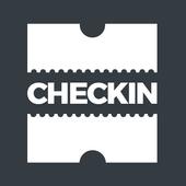 Check-in icon