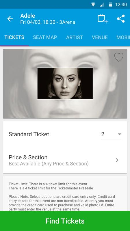 In that same tip sheet, Ticketmaster recommends using more than one device; Slingland believes that searching for tickets on multiple browsers is virtually the same idea.