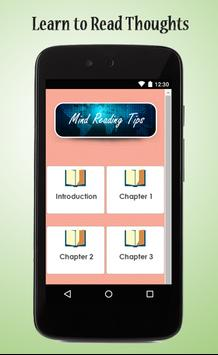 Mind Reading Tips apk screenshot