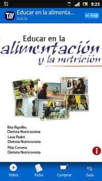 Educar en la nutrición-FREE apk screenshot