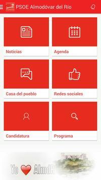 PSOE Almodovar del Rio apk screenshot