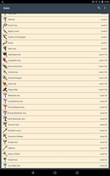 Almanac Tibia apk screenshot