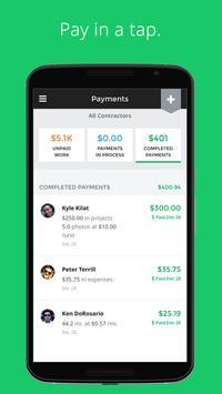 Payable: Contractor Management apk screenshot
