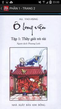 Truyện tranh: Ô Long Viện (1) apk screenshot