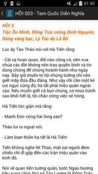 Tam Quốc Diễn Nghĩa apk screenshot