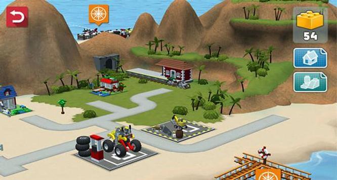 Guide LEGO Creator Islands poster
