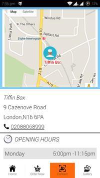 Tiffin Box apk screenshot
