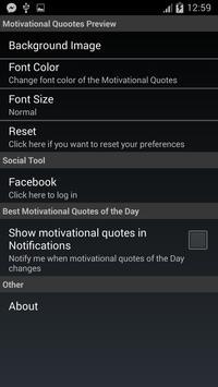 daily motivational for succes apk screenshot