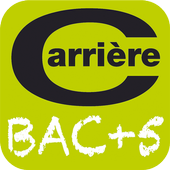 Carriere Bac+5 icon