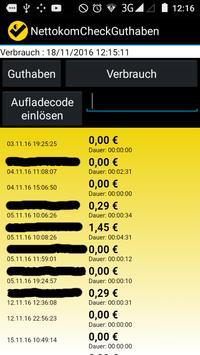 NettokomCheckGuthaben apk screenshot