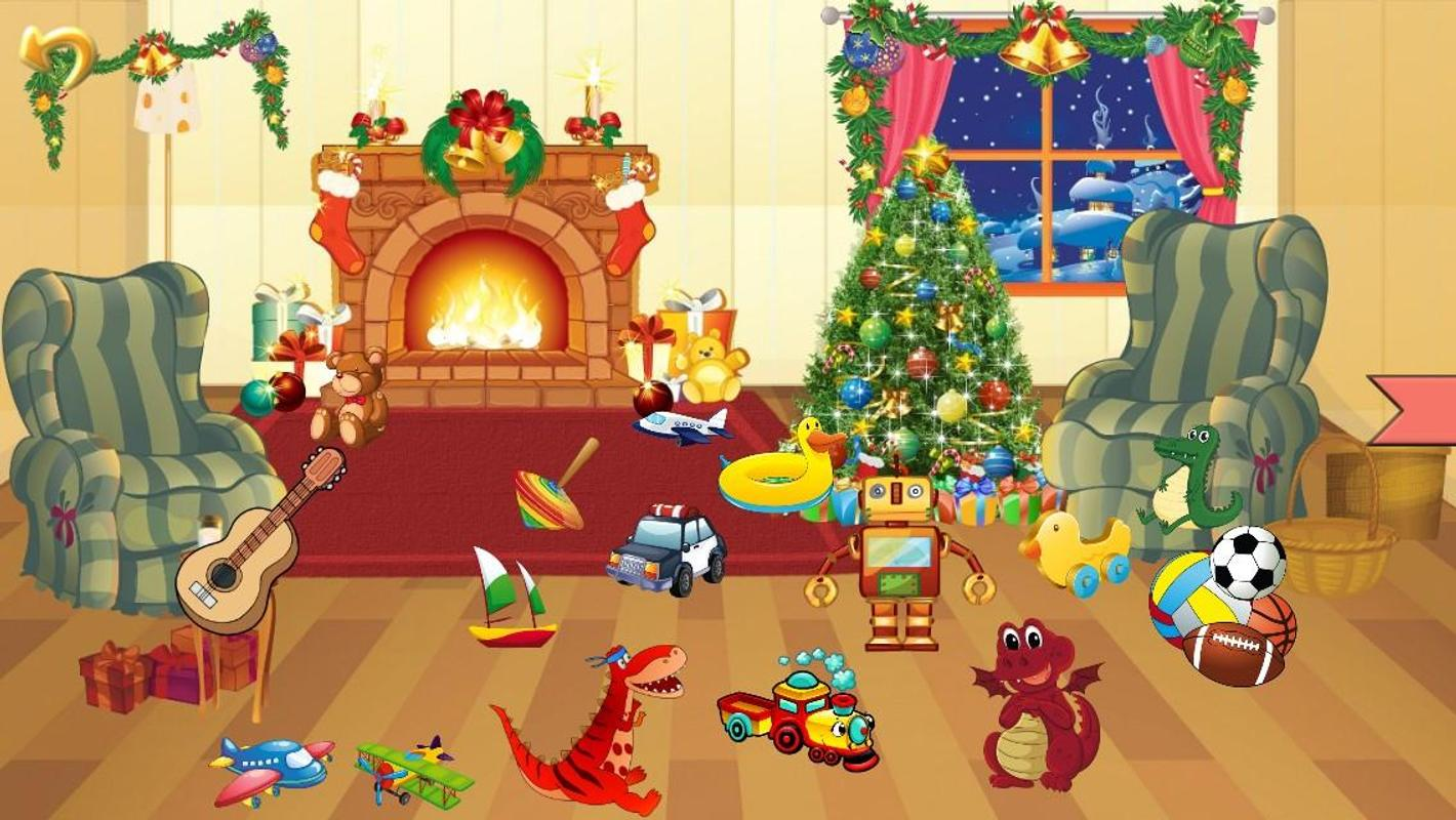 Christmas Toy Games : Christmas games toy party apk download free puzzle game