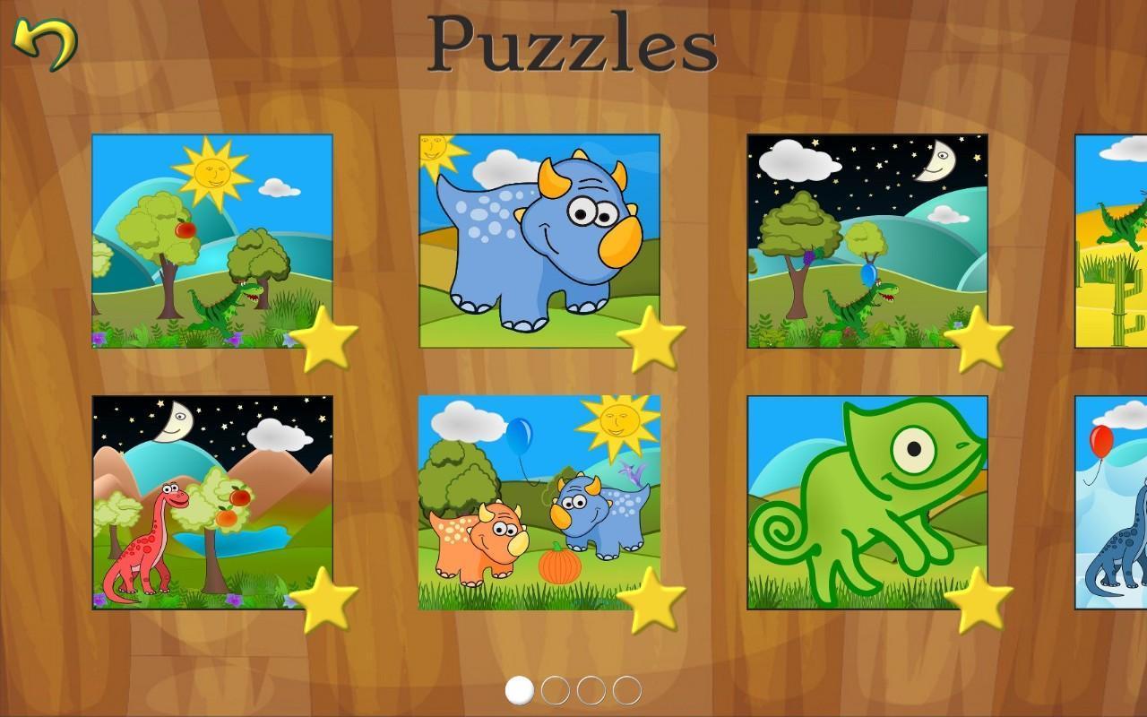 Dinosaur Games for Kids APK Download - Free Educational