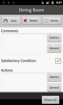 TIM Property Inventory apk screenshot