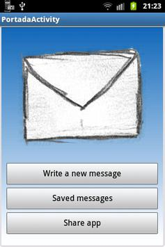 Send Saved Messages poster