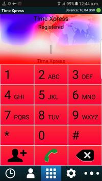 Time Xpress apk screenshot