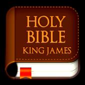 King James Version Bible -KJV icon