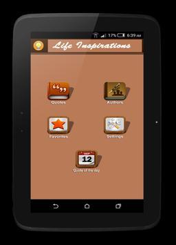 Life Inspirations apk screenshot