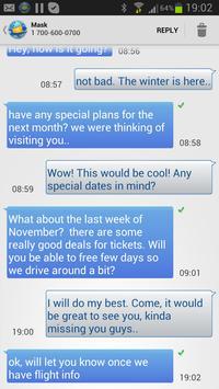 Australia SMS apk screenshot