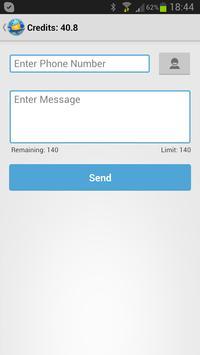 UK SMS apk screenshot