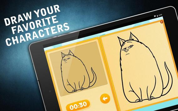 Time Draw for Pets Secret Life apk screenshot