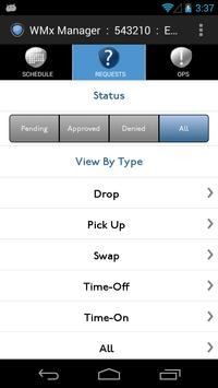 MyWMx Mobile Manager apk screenshot