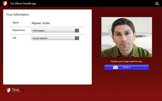 TimeMD App apk screenshot