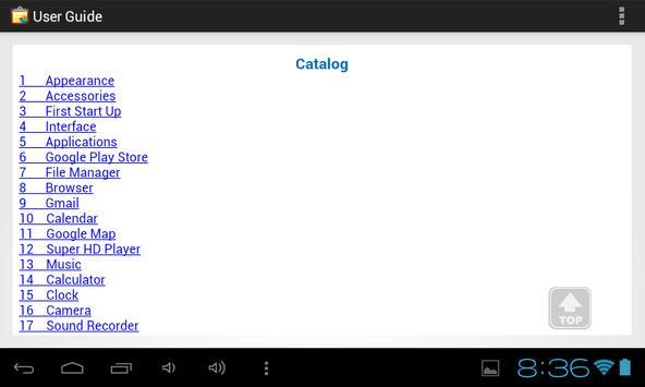 TimePlus SB7401-AW User Guide apk screenshot