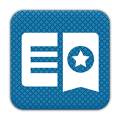 One Step Text icon