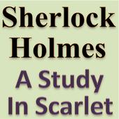 Sherlock Holmes:Study Scarlet icon
