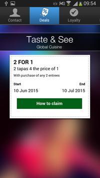 Taste & See apk screenshot