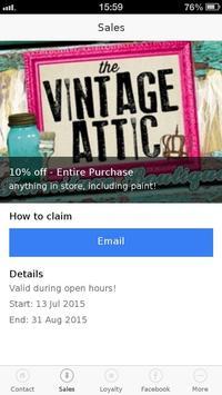 The Vintage Attic apk screenshot