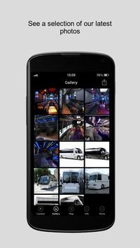 NYC Party Bus, SUV Limos apk screenshot