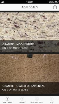American Granite poster
