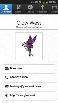 Glow West poster