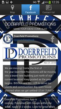 DOERRFELD PROMOTIONS apk screenshot