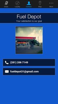 Fuel Depot apk screenshot