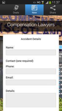 Compensation Lawyers apk screenshot