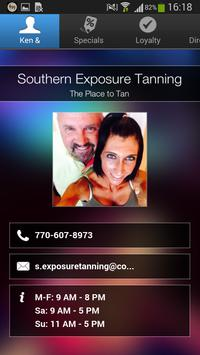 Southern Exposure Tanning poster