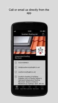 Southern Roofing Ltd poster