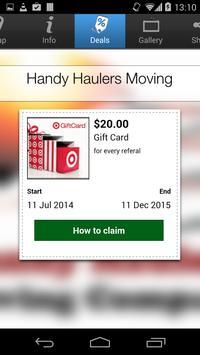 Handy Haulers Moving apk screenshot