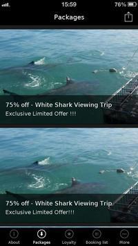 White Shark Cruises poster