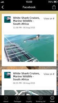 White Shark Cruises apk screenshot